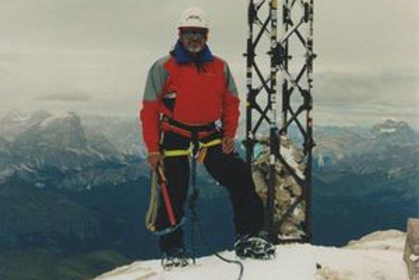 Ružomberský jezuitský kňaz Štefan Halienka bol aj vášnivým horolezcom.