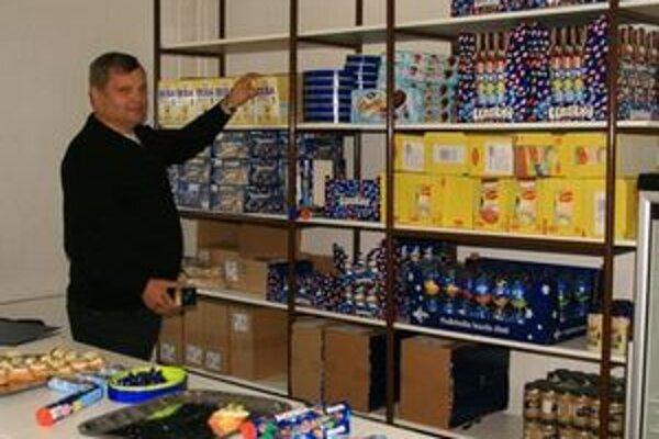 Tretiu výdajňu potravín na Slovensku otvorili v Ružomberku.