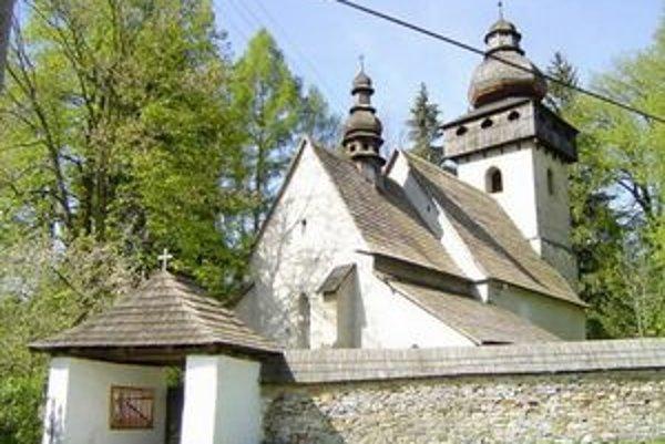 Kostol v Smrečanoch, ktorý postavili v roku 1349, patrí medzi najcennejšie sakrálne pamiatky na Slovensku.