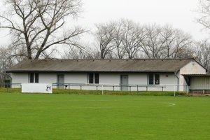 Futbalový štadión v Čáčove