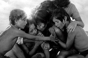 Z mexického filmu Roma.