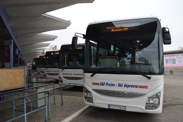 Jednotné tarify by mali byť prvý krok k vzniku integrovaného dopravného systému v Košickom a Prešovskom kraji.