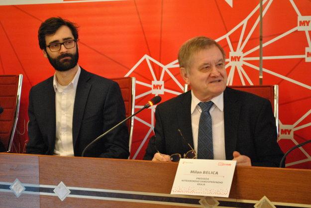 Milan Belica hovorí o rozvoji sociálnych služieb v regióne.