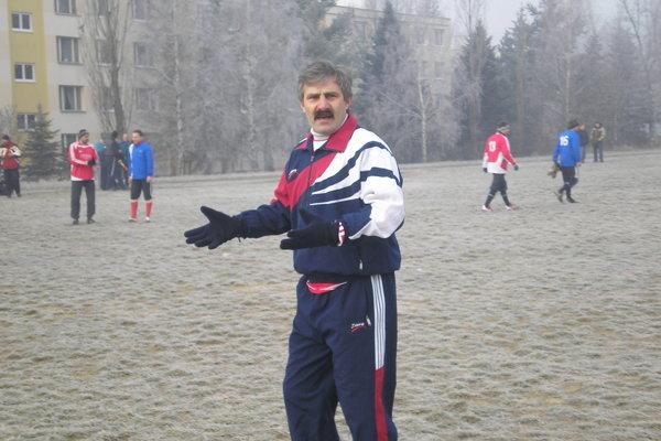 Juraj Mazúch počas štefanského zápasu