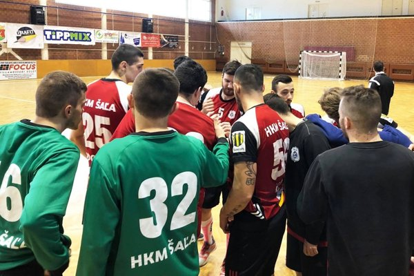 Hádzanári Šale si v Maďarsku pripísali dve tesné prehry.