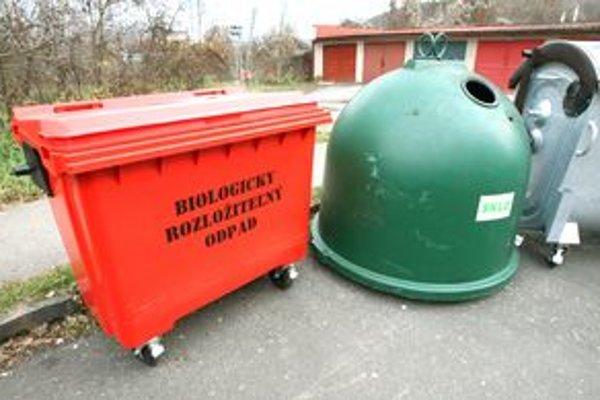 Ružomberčania triedia viac odpadu, k ostatným druhom im pribudne aj biologický.