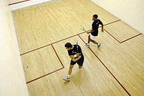 K slovu sa tak dostali mladé nádeje squashu, ktoré obsadili všetky tri prvé priečky v turnaji 1. Kola.