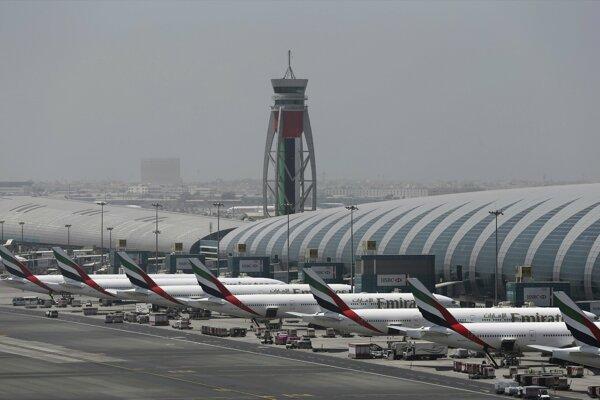 Dubajské letisko opäť predbehlo Heathrow.