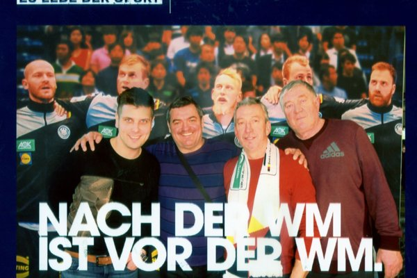 V Mníchove (zľava): Michal Hatala, Michal Kica, Vlado Ekhardt a Ladislav Pospíšil.