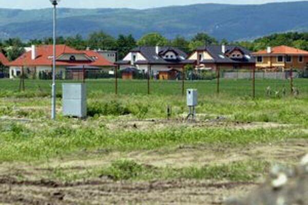 Ružomberská radnica výstavbu inžinierskych sietí pre novú obytnú štvrť zaplatí z vlastných zdrojov.
