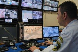 Nové kamery zafinancujú zdotácie ministerstva vnútra.