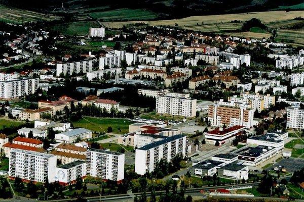Mesto Snina.