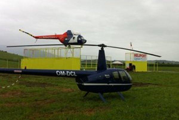 Heliport investor ešte nepostavil, pretože stavebné povolenie na výstavbu zatiaľ od mesta Liptovský Mikuláš nedostal.