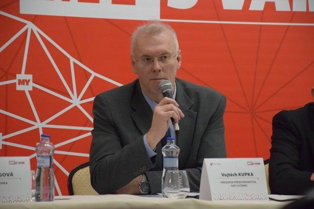 Vojtěch Kupka – predseda predstavenstva, SAD Lučenec, a. s.