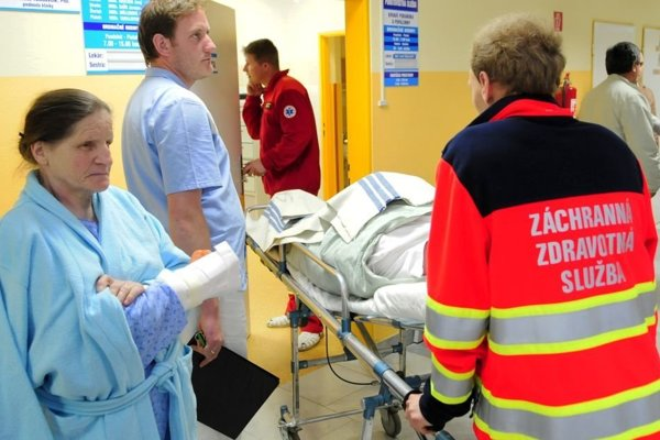 Prešovská nemocnica je aktuálne v kategórii urgent I. typu.