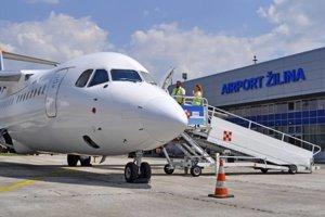 Rezort chce riešiť nepriaznivú ekonomickú situáciu letiska v súčinnosti so Žilinským krajom, ktorý prejavil záujem o majetkovú účasť štátu ako aj záujem o financovanie spoločnosti.