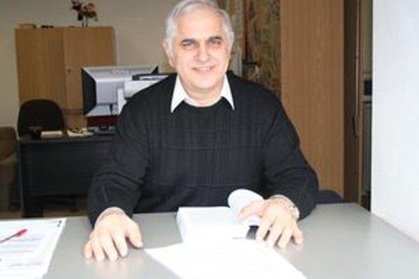 Stonásobný darca krvi Milan Kružliak.