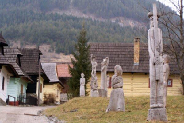 Vo Vlkolínci sú okrem osady a výstav aj iné zaujímavé miesta, ktoré sa oplatí navštíviť.