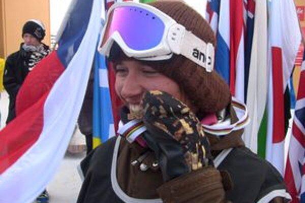 Klaudia ukázala svetu, že aj v tak malej krajine ako je Slovensko, sa dá snowboardovať na vysokej úrovni
