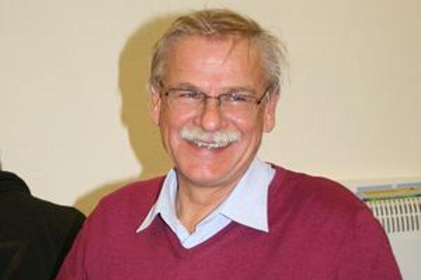 Poslanec Národnej rady SR Alexander Slafkovský vráti mandát a bude sa venovať len funkcii primátora mesta.