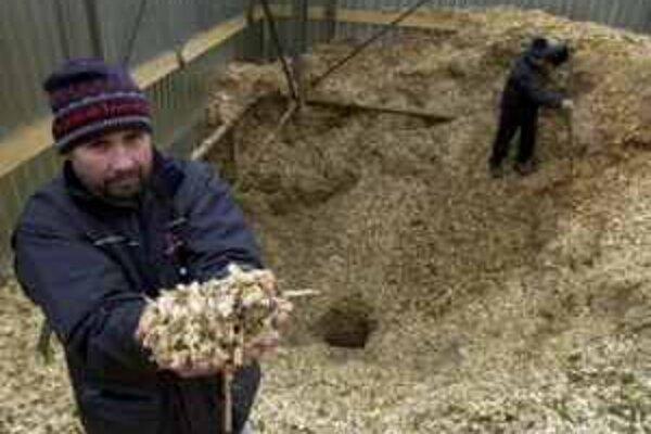 Havarijný stav vykurovania vyriešili pripojením na kotolňu na biomasu. Peniaze obec získala z ministerstva životného prostredia a vlastných zdrojov.