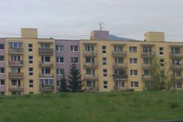 Mesto podalo žiadosť o úver na nájomné byty.