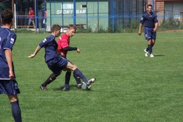 Minulú nedeľu sa vo vzájomnom zápase stretol Svätý Kríž s Demänovou.