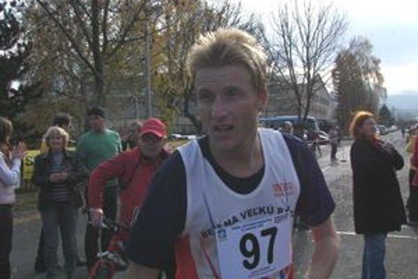 Tomáš Gazdarica sa na pretekoch zachoval ako pravý športový rytier.