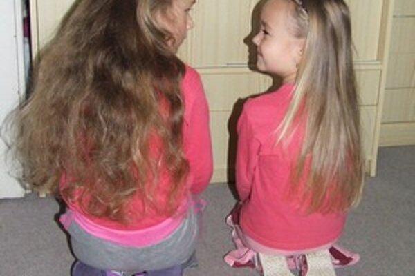 Máte doma princezničky s krásnymi vlasmi? Pošlite ich fotografiu do redakcie a zapojte sa do súťaže Nádherné vlasy 2009.