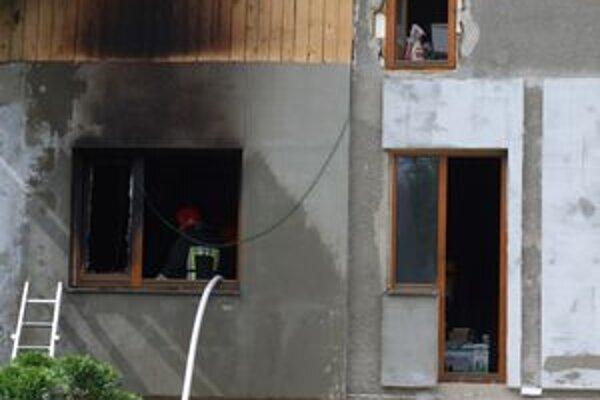 Požiare rodinných domov nie sú v liptovskom regióne ničím neobvyklým.