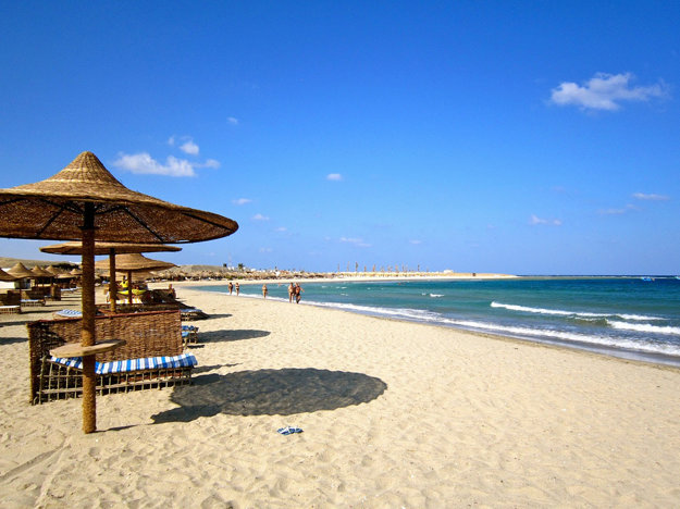 Marsa Alam, Egypt.