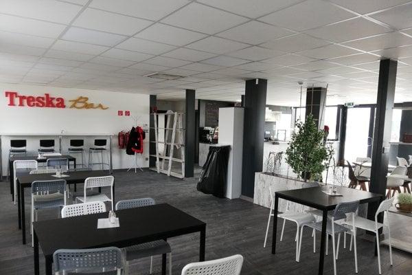 Treska Bar nájdete už na dvoch miestach v Žiline.