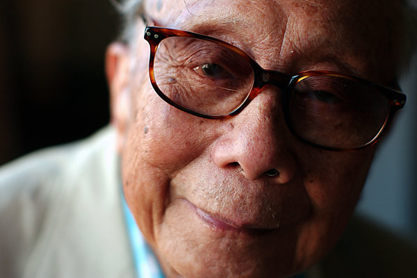 Čínsko americký autor C.Y. Lee.