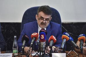 Generálny prokurátor Jaromír Čižnár sa na štvrtkovej tlačovke rozhovoril o nahrávke Gorila.