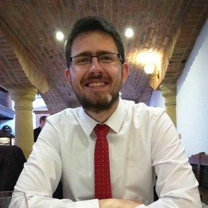 BRANISLAV PECHER, študent druhého ročníka inžinierskeho štúdia