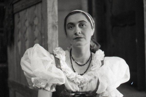 Magda Husáková v úlohe Madleny Vojnarovej
