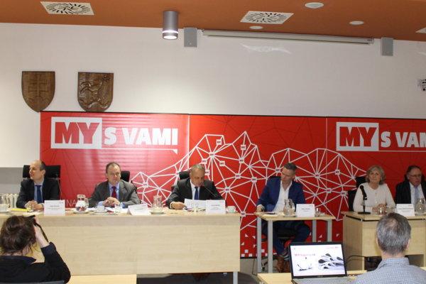 Stretnutie so županom Jurajom Drobom