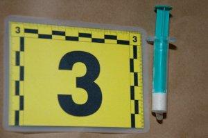 Presné množstvo drogy bude známe po vykonaní expertízy.