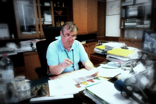 Marián Petko tvrdí, že štát situáciu v zdravotníctve dlhodobo nerieši. (FOTO: MH)