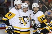 Hokejisti Pittsburgh Penguins.