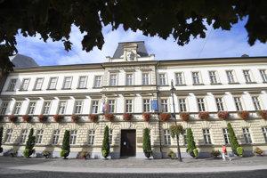 Sídlo Ústavného súdu v Košiciach.