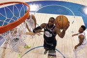 LeBron James v Zápase hviezd NBA.