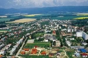 Mesto Sobrance.