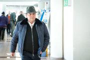 Marian Kočner prichádza na súd s televíziou Markíza v stredu 28. februára 2018, dva dni potom, čo sa Slovensko dozvedelo o vražde Jána Kuciaka a jeho snúbenice.