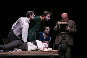Divadlo Aréna uvádza inscenáciu Josef Švejk v premiére 23. februára.