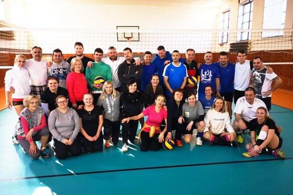Spoločná snímka účastníkov podujatia.