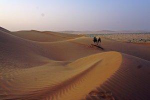 Najväčšia súvislá púšť na svete
