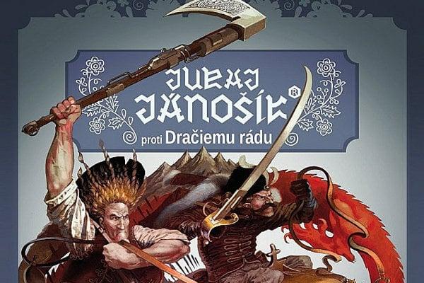 Publikácia Juraj Jánošík - proti Dračiemu rádu (Svetozár Olovrant)