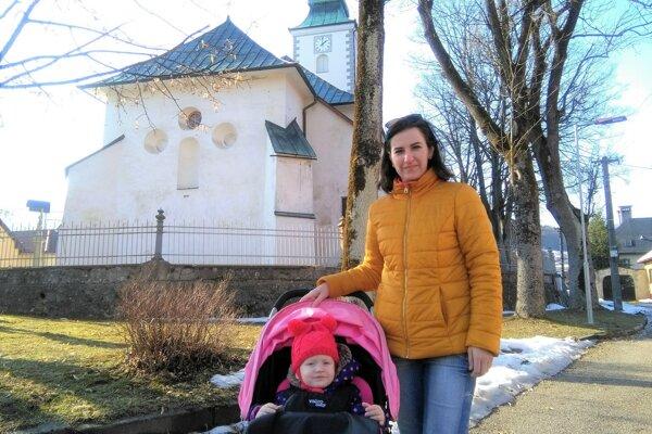 Jana Malecká nedá na svoje rodisko dopustiť.