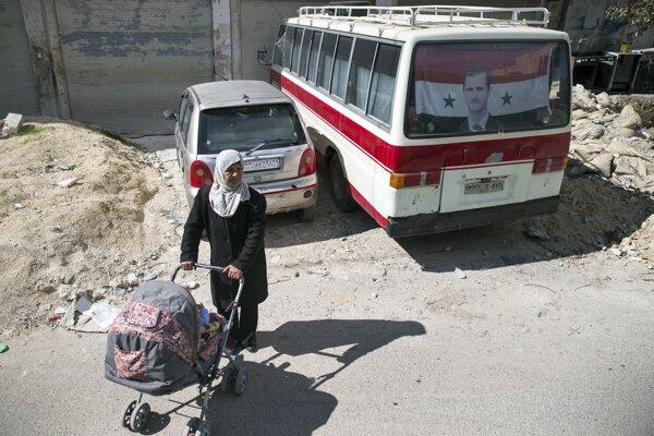 V Sýrii momentálne panuje krehké prímerie.